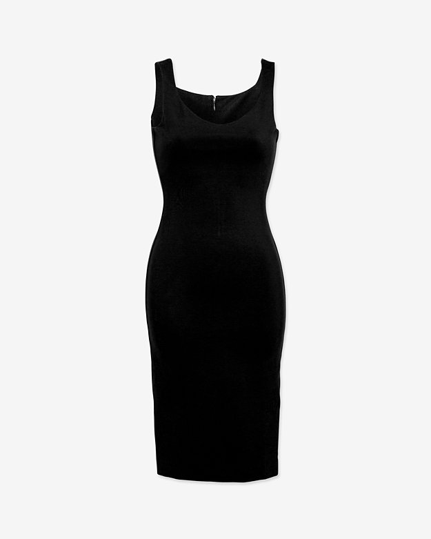 Dsquared2 Jersey Tank Dress: Black