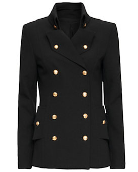 Exclusive for Intermix Alexander Military Blazer