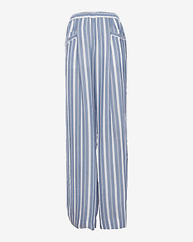 Exclusive for Intermix Striped Wide-Leg Pant