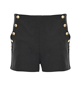 Exclusive for Intermix Andrea Military Shorts