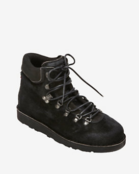 Diemme Haircalf Lace Up Sneaker Ski Boot
