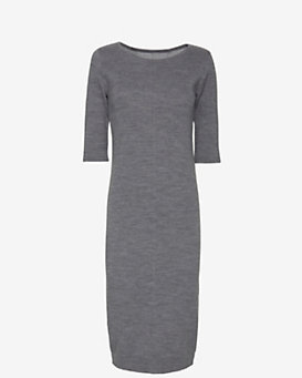 Exclusive For Intermix Merino Wool Sweater Dress