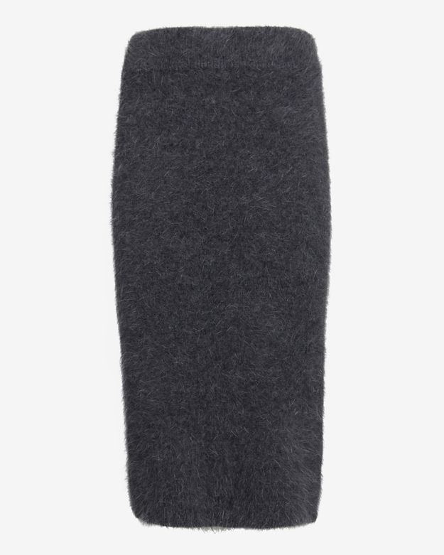 Exclusive for Intermix Slim Knit Pencil Skirt