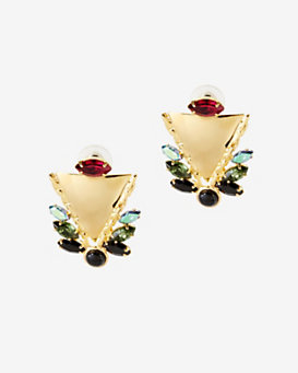 Lizzie Fortunato EXCLUSIVE Bianca Earrings