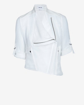 Helmut Lang Breeze 3/4 Sleeve Jacket