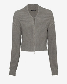 Theyskens' Theory Zip Cardi Jacket