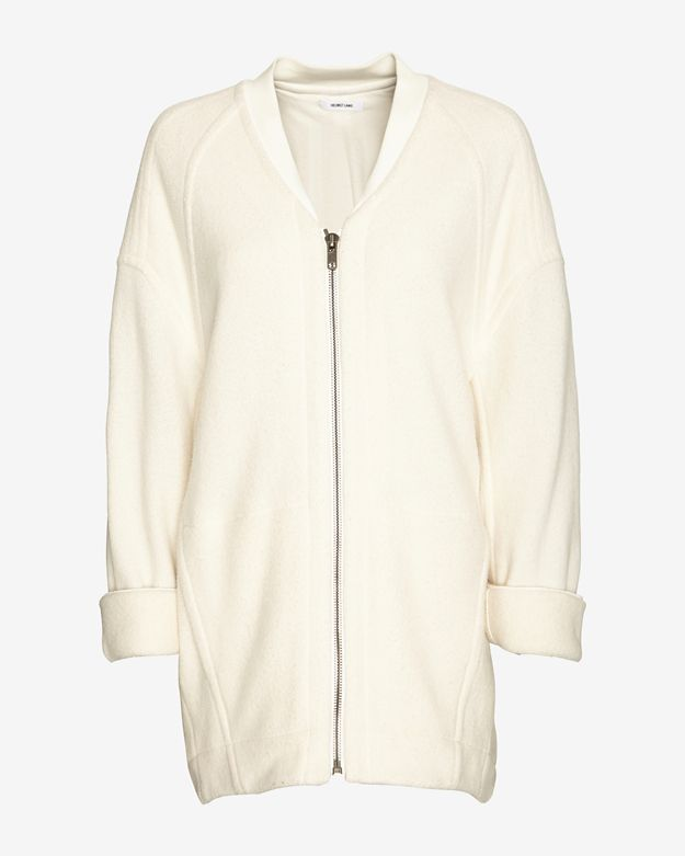 sale 		 	 	 	 	 	 	 	 	 	helmut-lang-effuse-cotton-oversized-jacket by helmut-lang