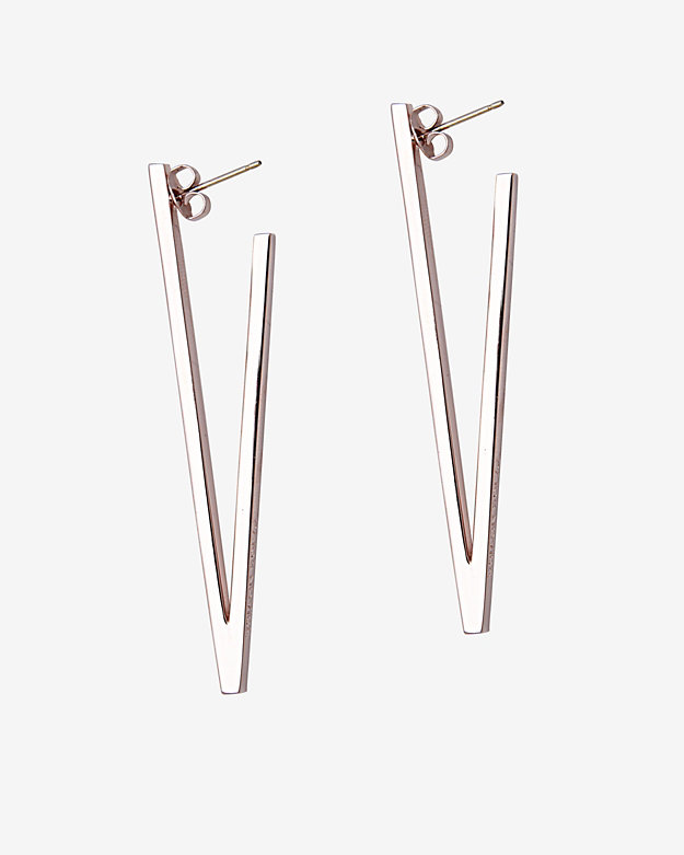 Paige Novick Veronica V Earrings