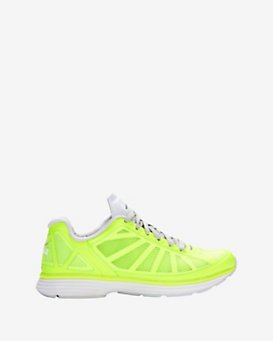 APL Windchill Mesh Performance Sneaker: Yellow