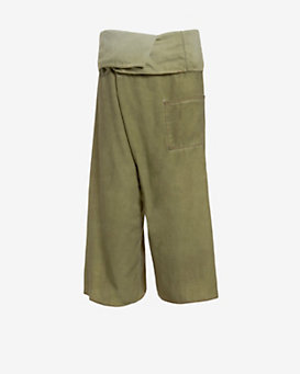 Basic Terrain Eden Fold Over Pant: Army