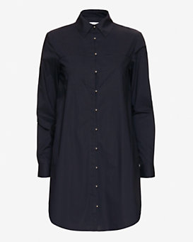 Derek Lam 10 Crosby Pinstripe Skirt Shirt Dress