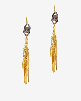 Fallon Metal Shard Earrings