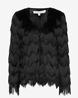 Alexis Florin All Over Fringe Jacket