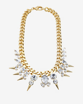 Fallon Classique Chain Necklace: Gold