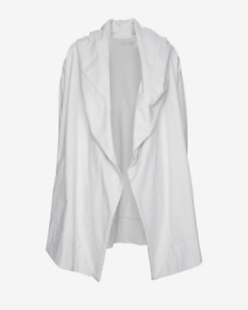 Skin Shawl Collar Sweat Cardi