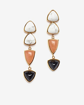 Lizzie Fortunato Juxtaposition Earrings