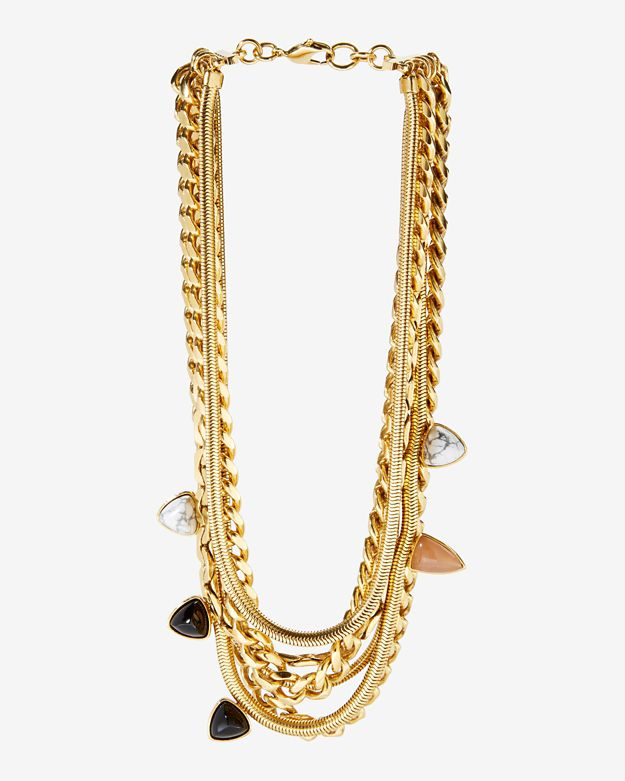 Lizzie Fortunato EXCLUSIVE Renegade Necklace