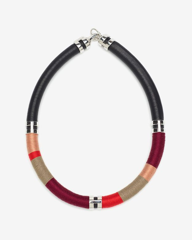 sale          lizzie-fortunato-sport-double-take-necklace by lizzie-fortunato