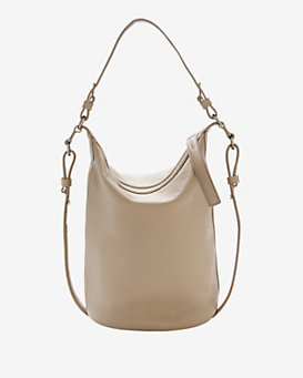 KARA Small Dry Shoulder Bag: Sand