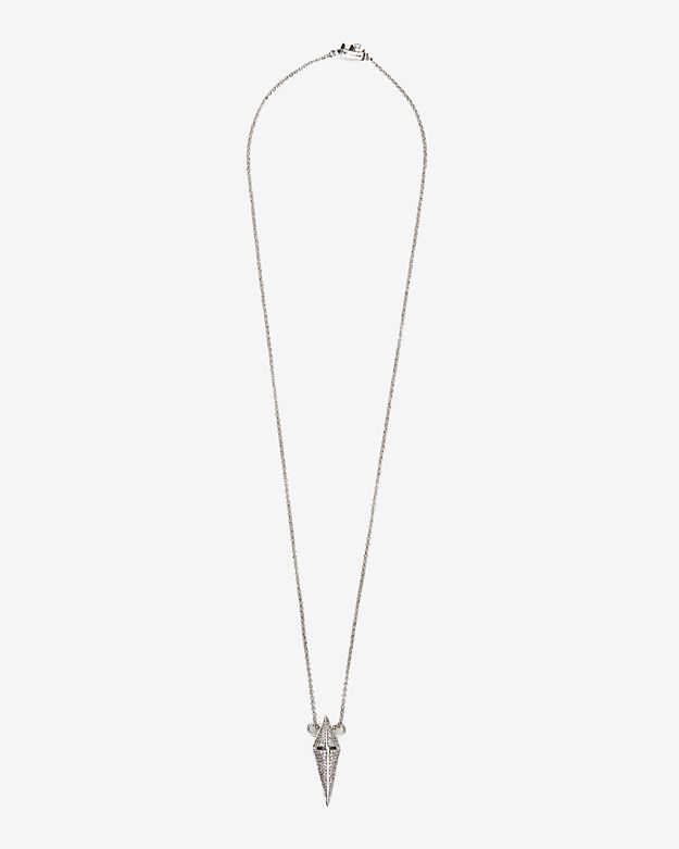 Eddie Borgo Pave Urn Necklace