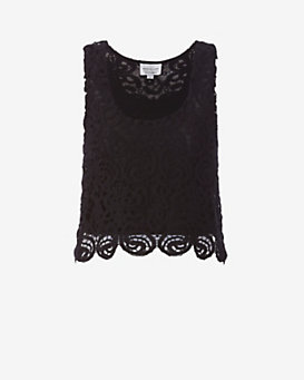 Miguelina EXCLUSIVE Ellease Lace Top