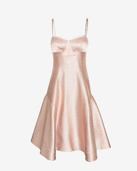 Jonathan Simkhai Metallic Ball Dress