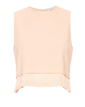A.L.C. EXCLUSIVE Kennedy Fringe Trim Top