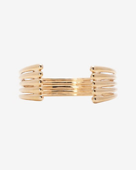 Inez Trickle Open Layered Cuff