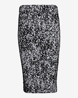 Nadia Tarr EXCLUSIVE Jersey Pencil Skirt