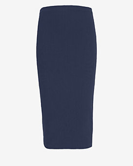 Nadia Tarr EXCLUSIVE Scuba Pencil Skirt