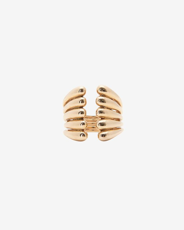 Inez Trickle Open Layering Ring