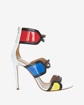 Aquazzura It's Gorgeous Ankle Strap Sandal