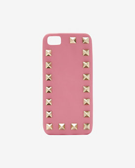 Valentino Rockstud iPhone 5 Case: Pink