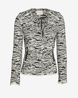 IRO EXCLUSIVE Lizzie Printed Jacket