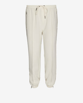 Joie Zipper Crepe Pants