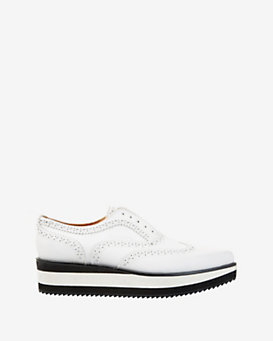 Barbara Bui Pointy Toe Brogues