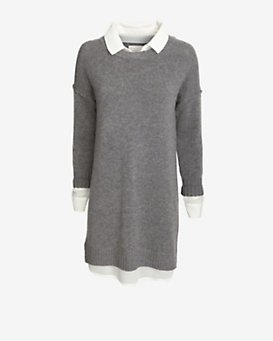 Brochu Walker EXCLUSIVE Blouse Sweater Dress