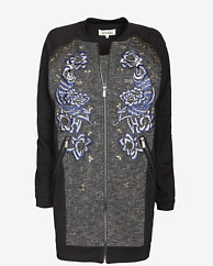 Anhha EXCLUSIVE Applique Long Jacket