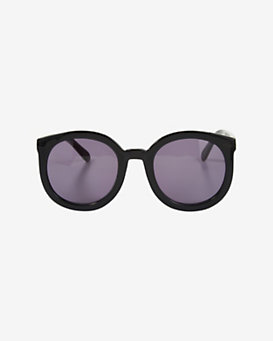 Karen Walker Super Strength Oversized Sunglasses