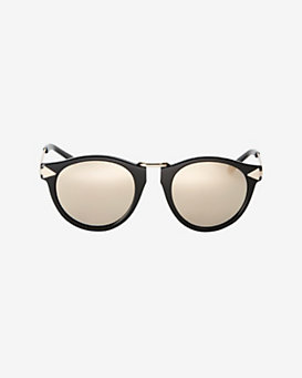 Karen Walker Superstars Helter Skelter Sunglasses