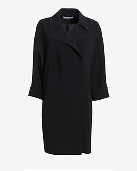 Elizabeth and James Cranston Oversized Jacket