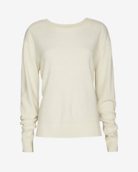 FRAME Crew Neck Cashmere Sweater