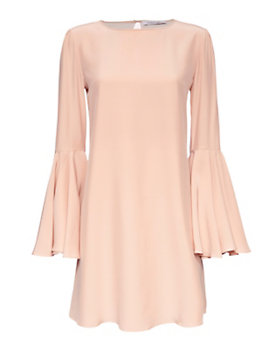 Elizabeth and James Mabel Bell Sleeve Dress