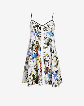 Elizabeth and James Linda Floral Dress