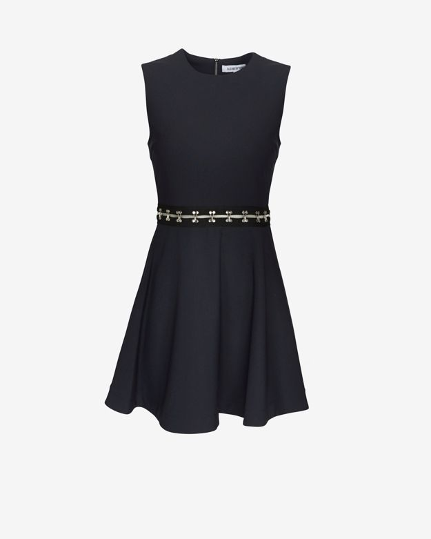 Elizabeth and James Renata Hardware Flare Dress