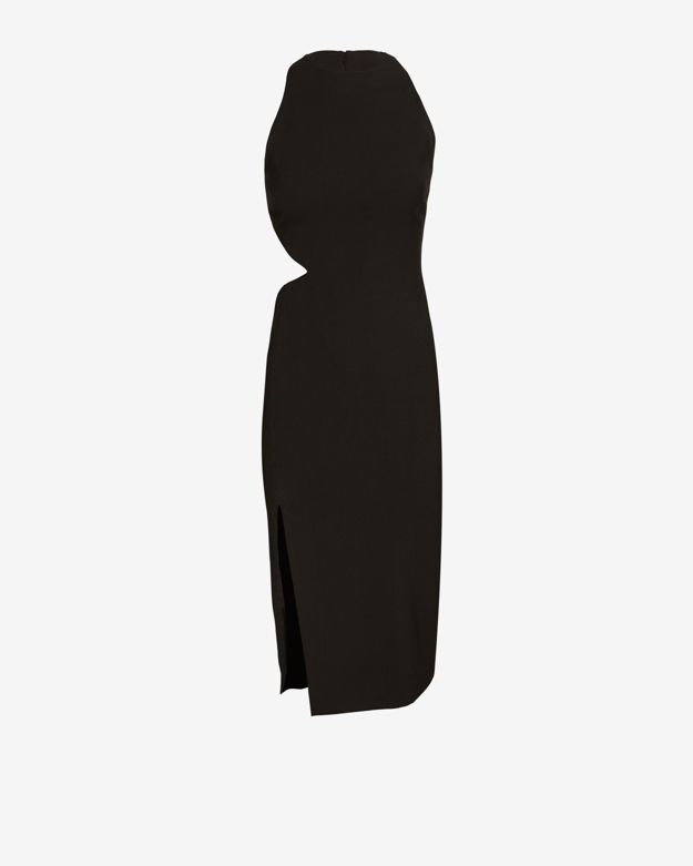 Elizabeth and James Giulia Cut Out Midi Dress