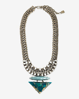 Dannijo Leona Necklace
