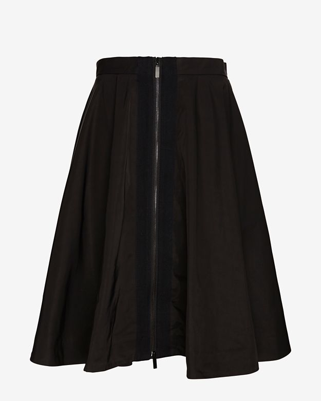 elizabeth-and-james-belle-two-way-zipper-full-skirt by elizabeth-and-james