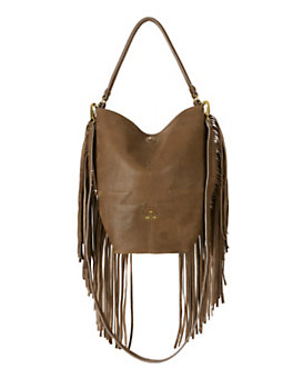 Jerome Dreyfuss Mario Fringe Bucket Bag