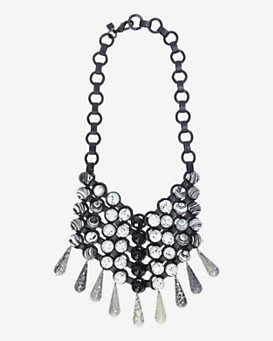 Dannijo Max Bib Necklace